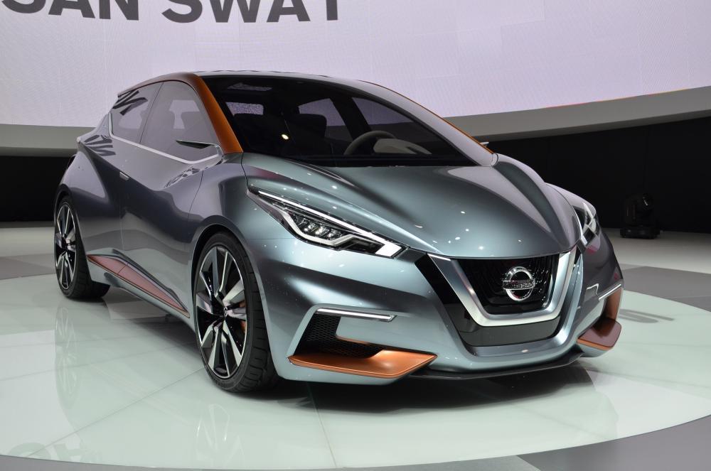 Nissan Leaf 2010, 2011, 2012, 2013, 2014, хэтчбек, 1 ...